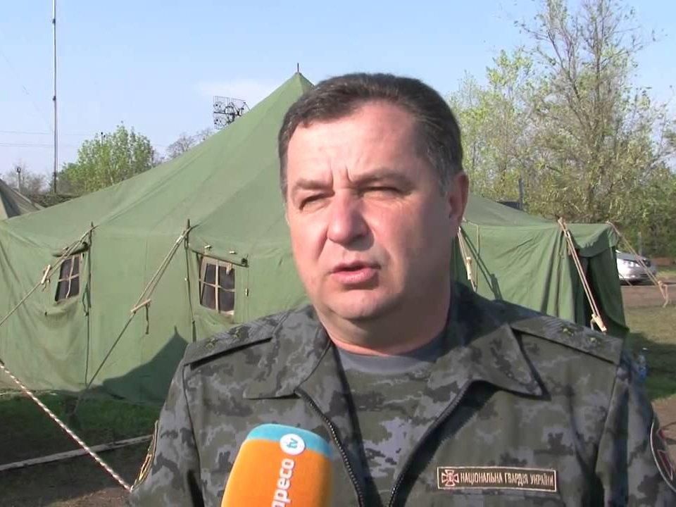 Полторак: Ждем отСША противотанковое оружие исистемы ПВО