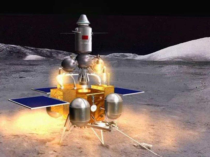 Картинки по запросу луна зонд