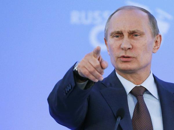 Прямая линия» с Путиным начала принимать вопросы - ПОЛИТ.РУ