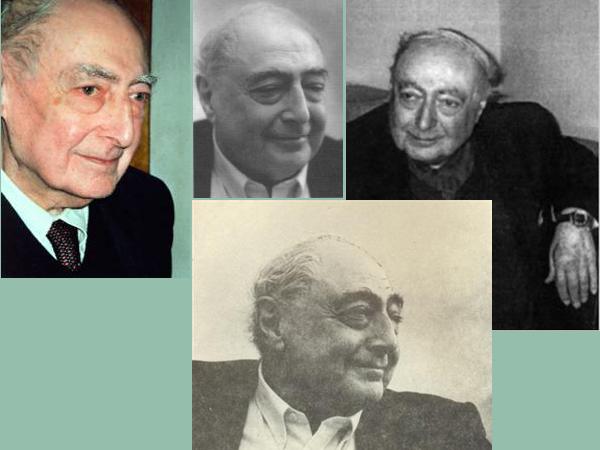 Елеазар Мелетинский (1918-2005)