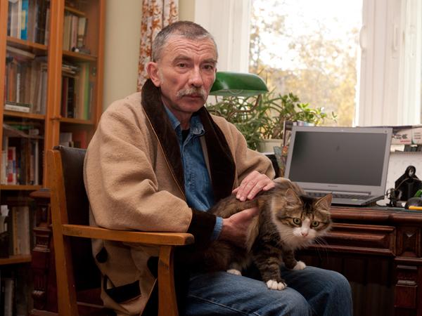 Японист Александр Мещеряков. Фото Рауфа Керимова