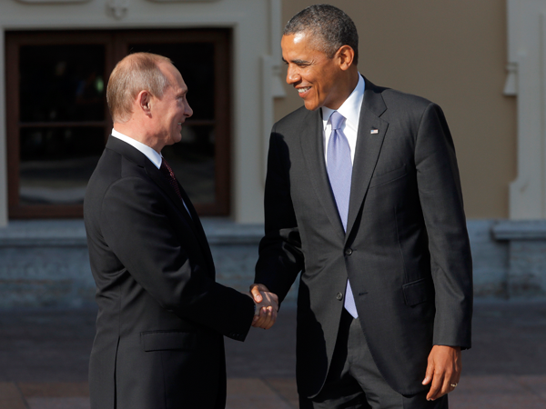 Администрация Обамы напомнила Путину ПолитбюроЦК КПСС