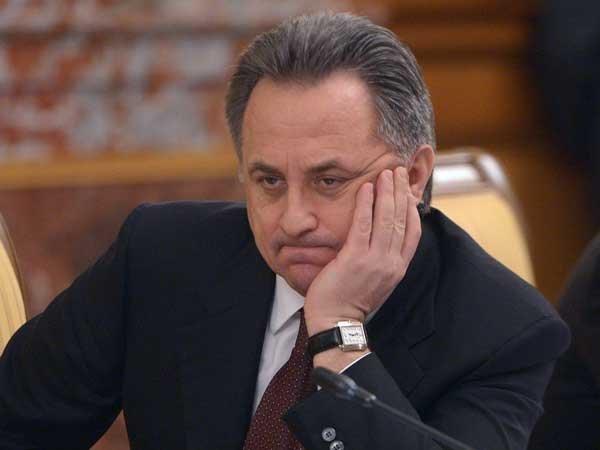 НаМутко подали всуд за«подорванный стиль  России»
