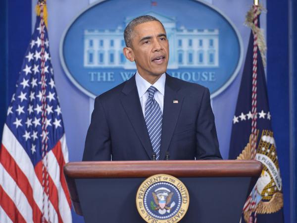 Президент США Барак Обама прибыл свизитом вГерманию