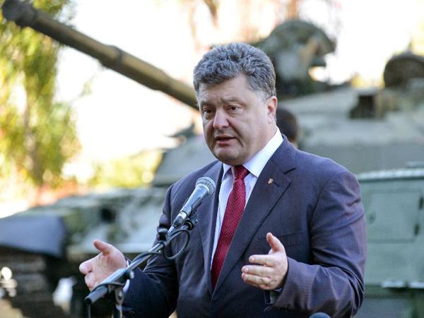 Украине угрожает «полномасштабная война» сРоссией— Порошенко