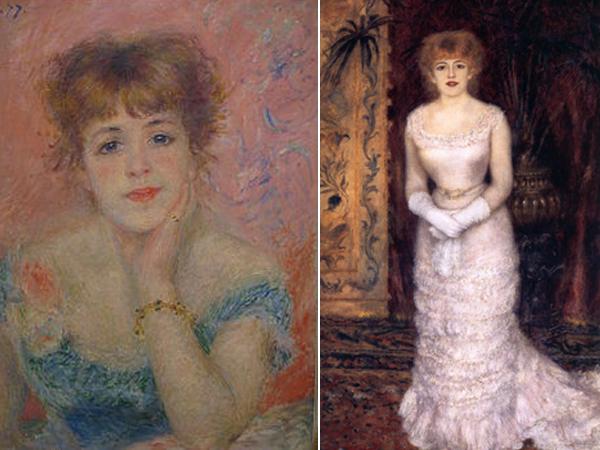 Portrait de Jeanne Samary