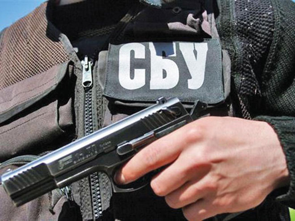 СБУ подозревает своего подполковника вработе на«российские спецслужбы»