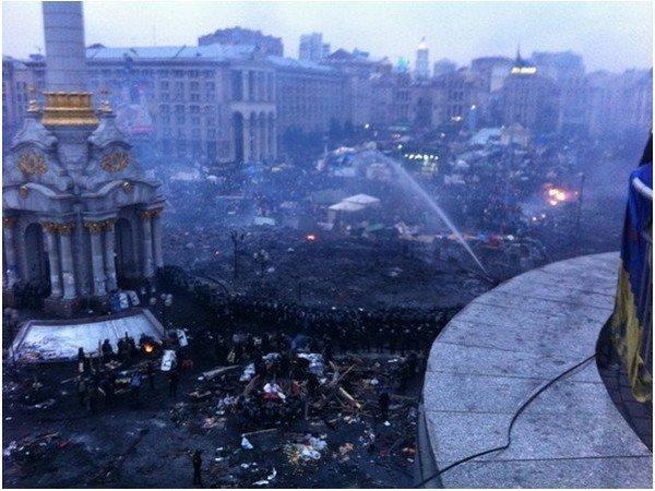 Янукович даст показания поиску опризнании событий вгосударстве Украина переворотом