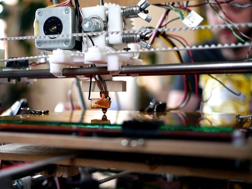 Управление 3D-печатью в будущем перерастет в отдельную отрасль