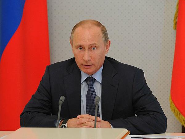 Путин: опасностьИГ вСирии сохраняется