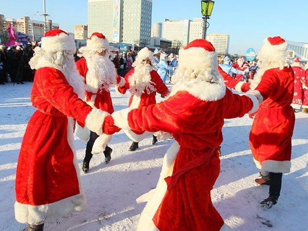 28 выходных праздничных дней ожидает граждан Красноярского края втечении следующего года