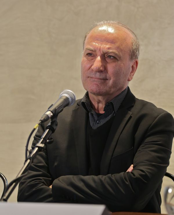 Теодорос Терзопулос. Фото Наташи Четвериковой