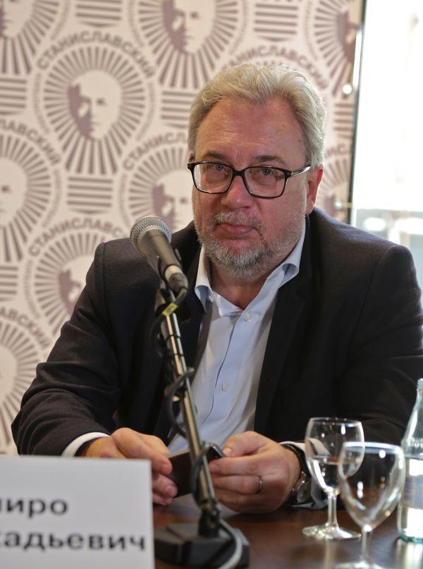 Олег Шапиро. Фото Наташи Четвериковой