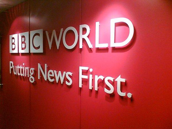 Посольство Российской Федерации встолице Англии поймала BBC наискажении фактов