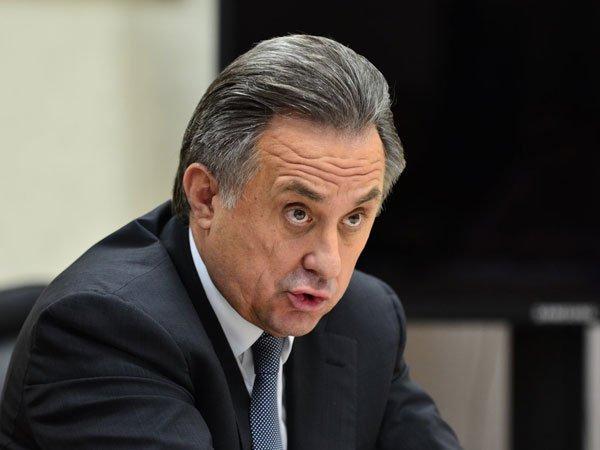 Вице-премьер Виталий Мутко объявил , что готов влюбой момент уйти вотставку