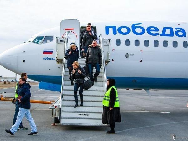 Лоукостер «Победа» открыл продажи вИталию