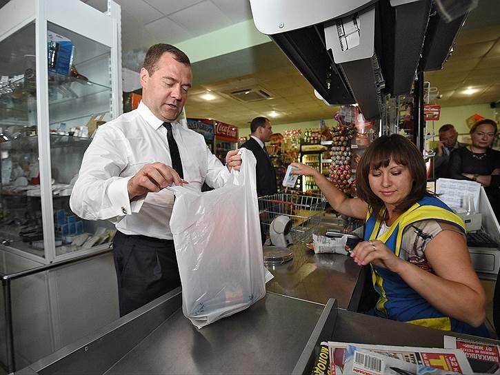 В русских магазинах появятся продукты под собственной маркой Кремля