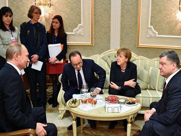 Обобмене Савченко и русских ГРУшников договорились в«нормандском формате»