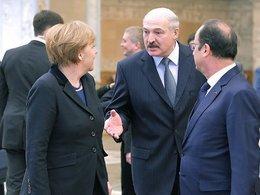 На саммите «в нормандском формате» в Минске