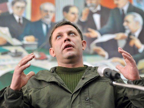 Руководитель ДНР пригрозил Киеву освободить Донбасс военным путем