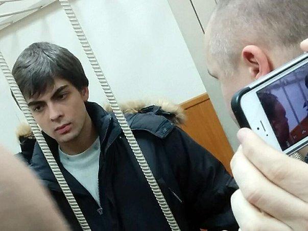 ПЦ «Мемориал» признал Ивана Непомнящих политзаключенным
