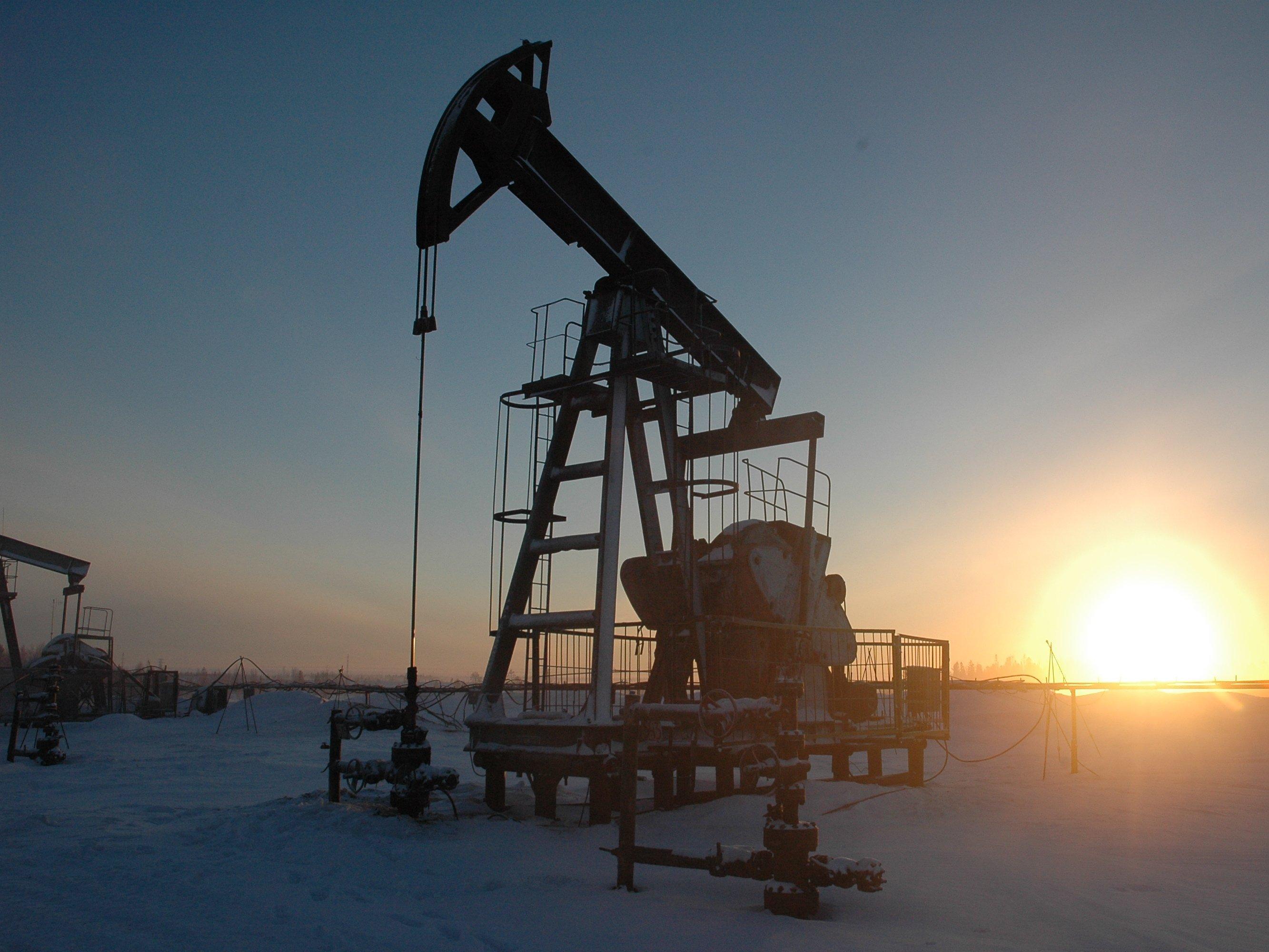 Цена нанефть WTI резко упала после заявлений Новака