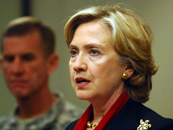 Хиллари Клинтон: Владимир Путин никогда непростит меня