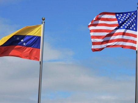 Сын президента Венесуэлы пригрозил Белому дому захватом