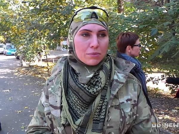 Турчинов объявил, что противник должен ответить заубийство «нашей сестры» Амины Окуевой