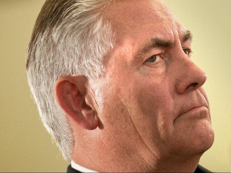 Будущий госсекретарь Тиллерсон покинул пост руководителя ExxonMobil