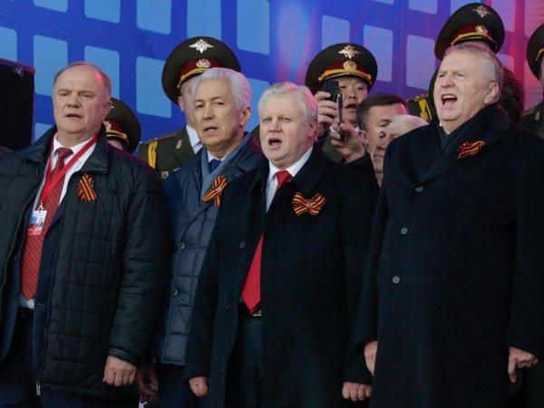 Лидеры фракций Государственной думы могут получить по 4 советника сянваря 2017г