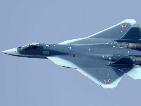 Видео испытаний свежей авиапушки для Т-50 появилось всети интернет