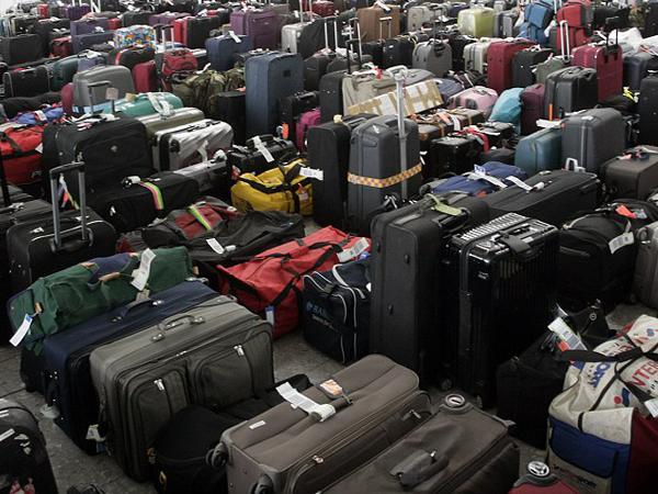 Багаж авиапассажиров