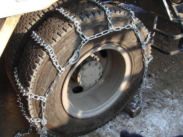 цепи противоскольжения для грузовиков - M4hsun