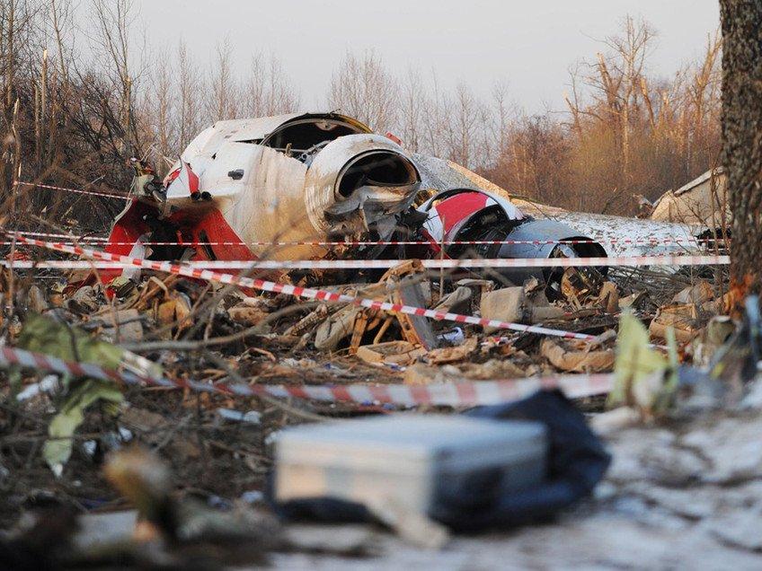 Польша заявляет оновых документах поделу Смоленской катастрофы