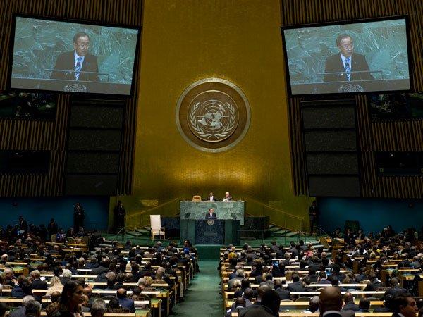 Российская Федерация заблокировала резолюцию ООН поАлеппо