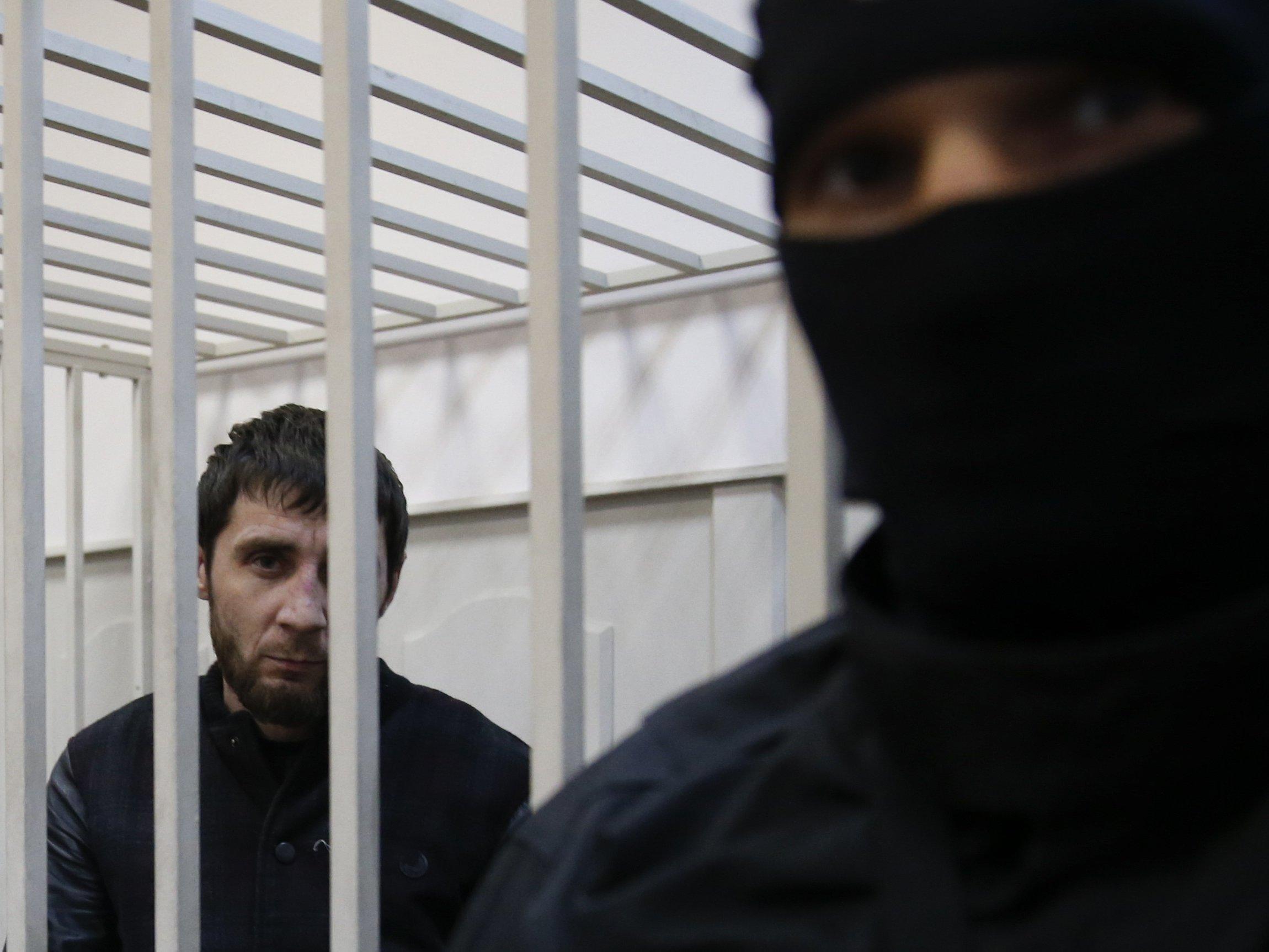 В столице обстреляли автомобиль юриста обвиняемого по«делу Немцова»