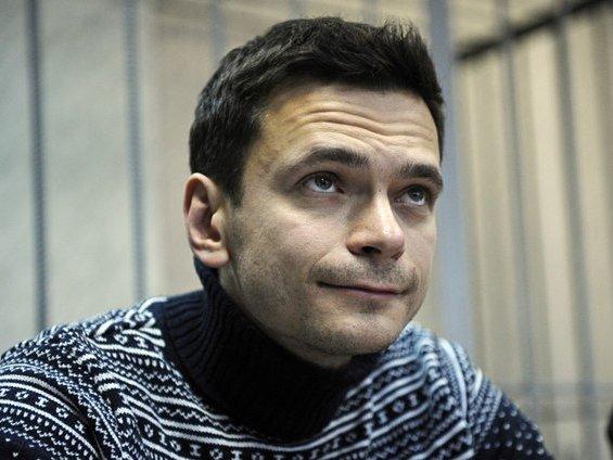 Илья Яшин получил 15 суток ареста