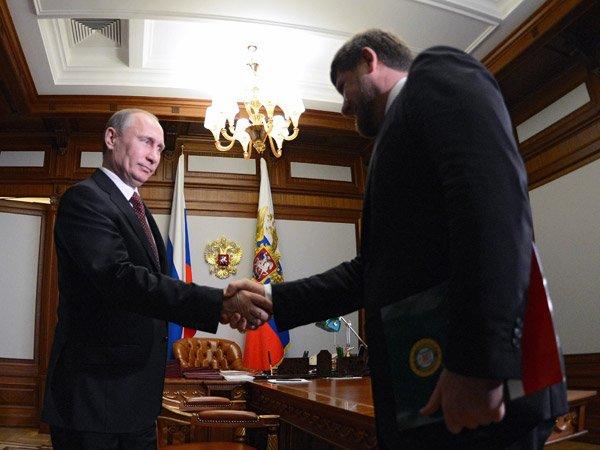 Кадыров выложил видео орусских детях, оставшихся вприютах вМосуле