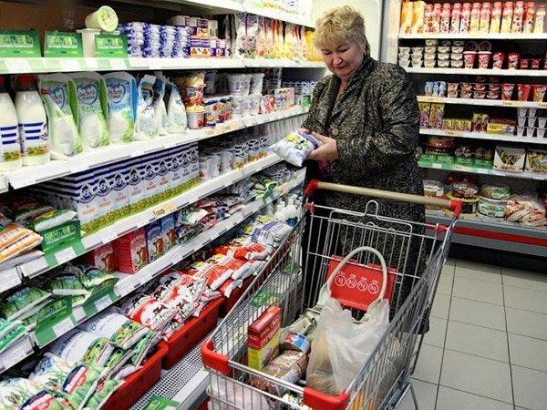 Росстат: всентябре индекс потребительских цен вРоссии составил 100.2%