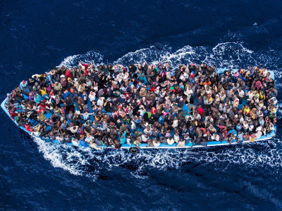 ООН: Вэтом году вСредиземном море утонули 5 тысяч мигрантов