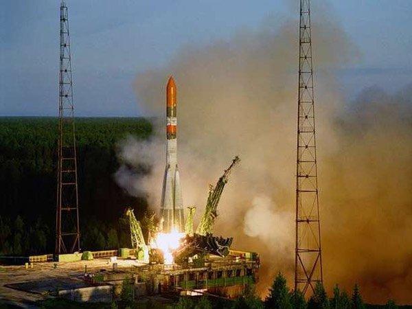 Стартовавшая сПлесецка ракета «Союз-2.1б» вывела военный спутник наорбиту