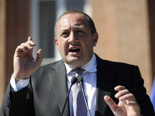 Президент Грузии назвал виновного вотделении Абхазии иЮжной Осетии