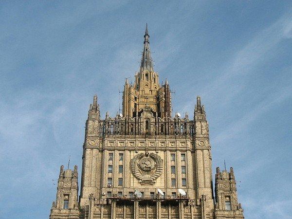 МИД удивила обеспокоенность США из-за русских военных учений