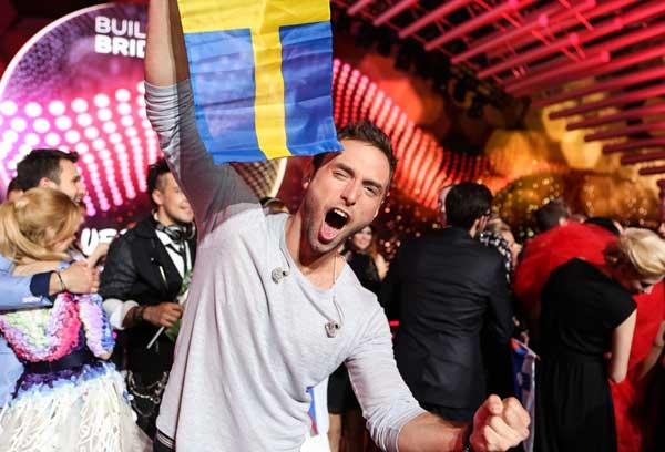 Победа Швеции