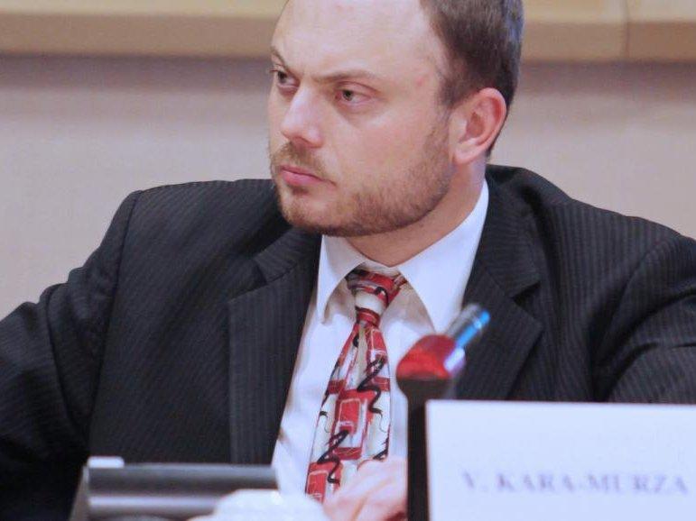 Владимир Кара-Мурза находится вкритическом состоянии— юрист