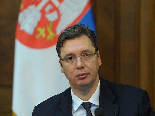 Новый сербский президент Вучич принес присягу