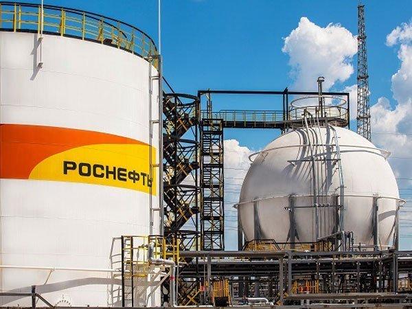 «Роснефть» впервом квартале увеличила добычу газа на2,9%