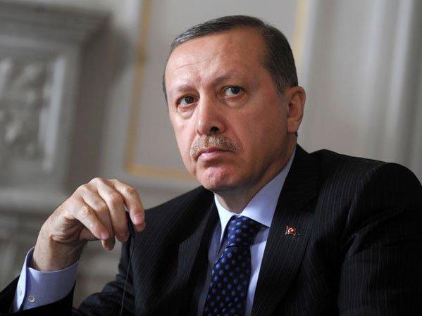 Эрдоган объявил оподдержке территориальной целостности Украинского государства