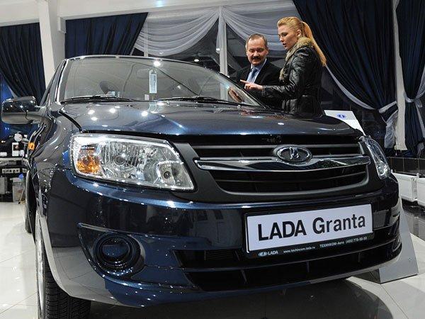 Лада Vesta впервый раз стала самым продаваемым автомобилем в Российской Федерации